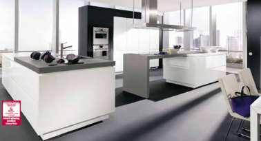 El Diseño de la cocina de salon o Living Kitchen