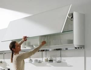 Herrajes en la cocina el futuro rehabitat interiores - Herrajes para muebles cocina ...