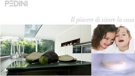 Eurocucina 2012: Las novedades de Pedini Cucine