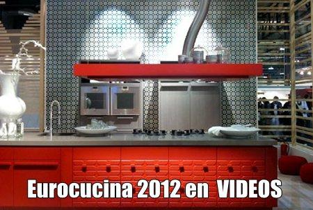 Resumen de Eurocucina 2012 en Videos