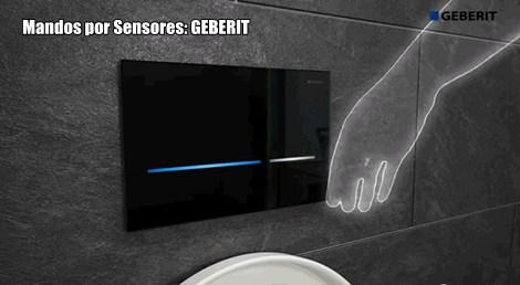 Sensores Digitales en inodoros suspendidos, es posible!