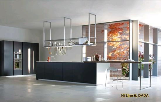 Nuevas tendencias en muebles de cocina |  New trends in kitchen furniture 2013 by Scavolini, Dada, Ernesto Meda and Siematic