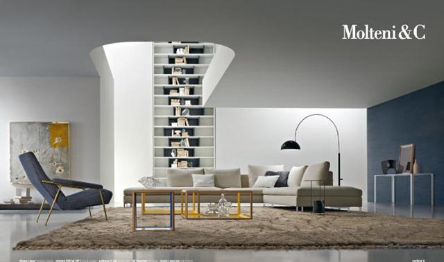 Los muebles de la Living Kitchen se integran en 2013