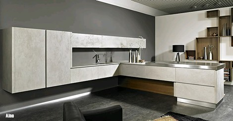 Cocina ensue o alno rehabitat interiores - Cocinas de ensueno ...