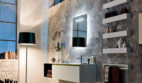 Espejos en el baño: Tendencia | Mirrors in the bathroom: trend