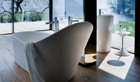 El mueble orgánico se integra