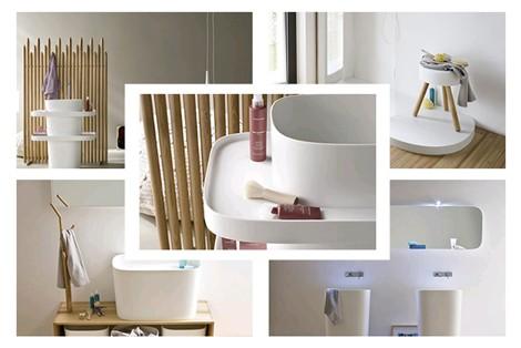 Diseños juveniles y compactos para el baño