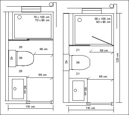 Claves para tener un ba o peque o personal rehabitat for El dibujo de los arquitectos pdf