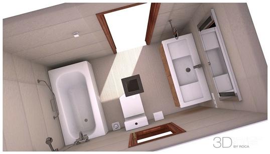 simulación baño3