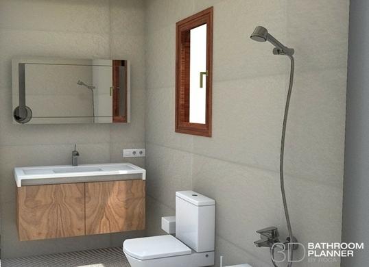 simulación baño4