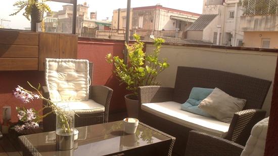 Nuevas Fotos de terraza con tarima