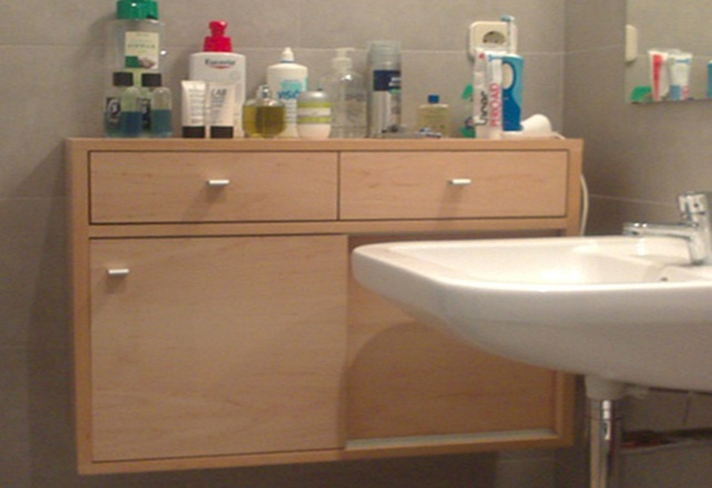 Mueble Baño personalizado